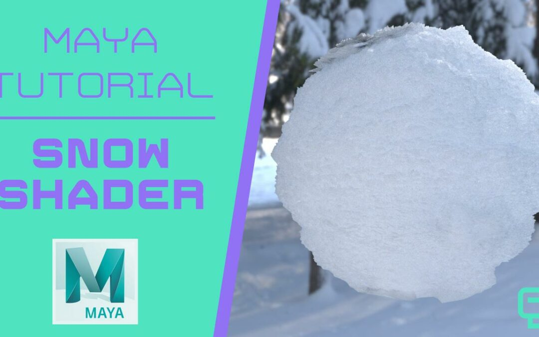 Make 3D Snow Tutorial