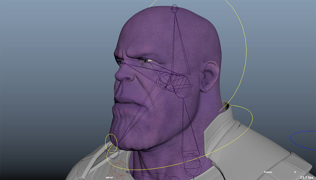 Thanos Rig (WIP)